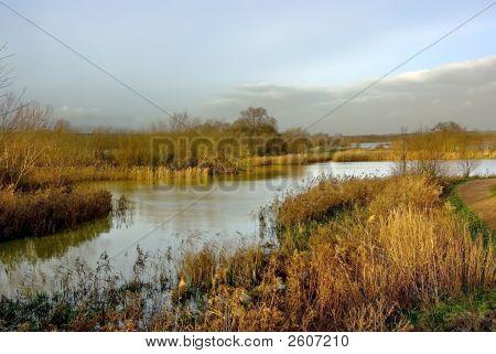 Stanwick Lakes