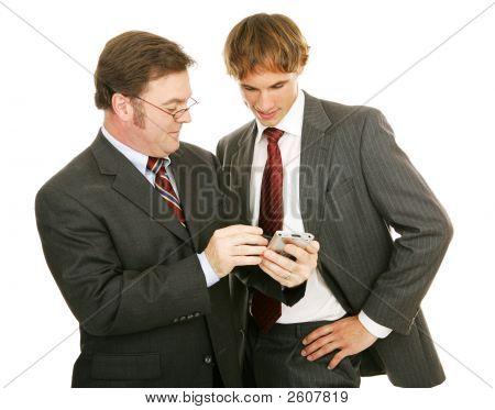 Mentor Series - Businessmen