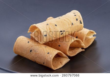 Rolled Wafer Called
