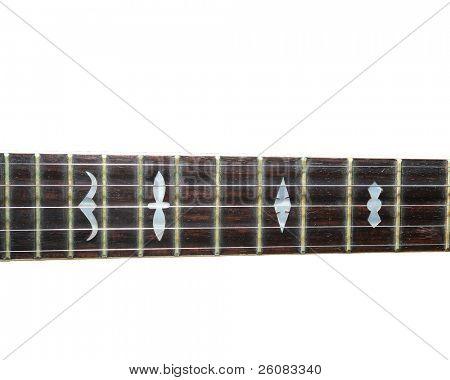 Banjo fret board