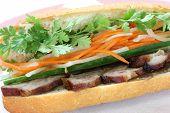 Banh Mi , Vietnamese Sandwich poster