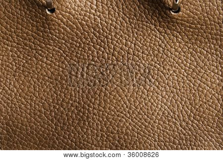 Anil Soft Two Tone Brown Leather
