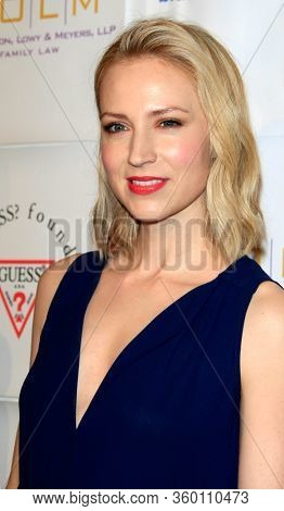 LOS ANGELES - NOV 26:  Beth Riesgraf at the Autism Blue Jean Ball at the Beverly Hilton Hotel on November 26, 2012 in Beverly Hills, CA12
