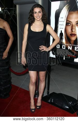 LOS ANGELES - MAY 12:  Kathryn McCormick at the