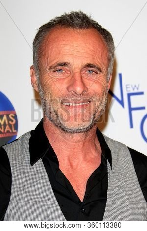 LOS ANGELES - DEC 12:  Timothy V. Murphy at the