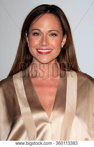 LOS ANGELES - DEC 12:  Nikki DeLoach at the