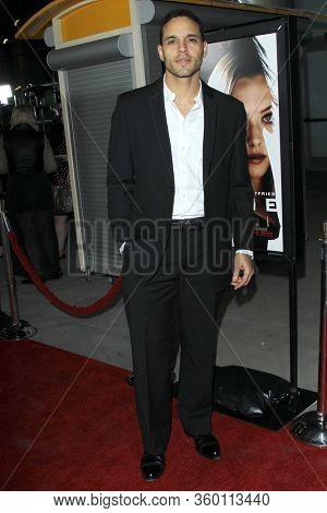 LOS ANGELES - MAY 12:  Daniel Sunjata at the