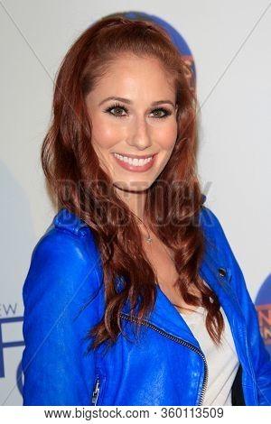 LOS ANGELES - DEC 12:  Jessica Blair Herman at the