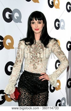 LOS ANGELES - JAN 13:  Krysten Ritter at the GQ Men of the Year Party at the Chateau Marmont on January 13, 2012 in West Hollywood, CA12