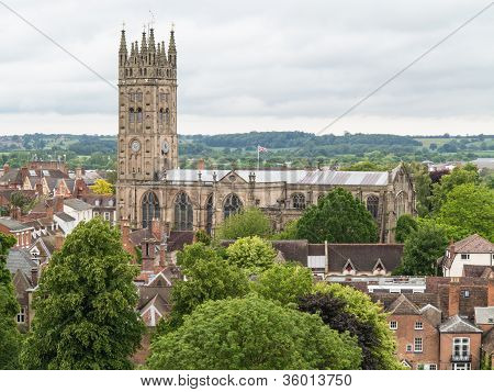 Warwick Cathedral