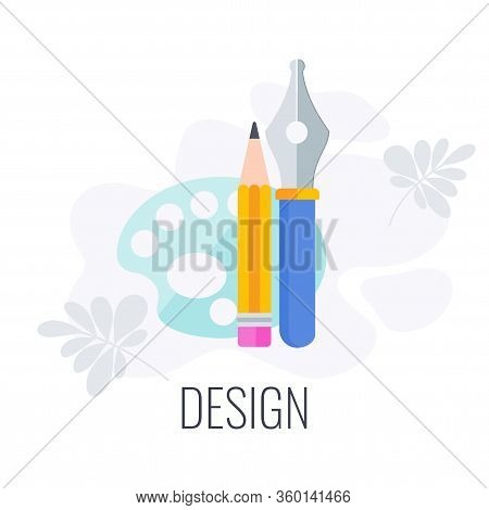 Design Infographics Pictogram. Design As Part Of Marketing Communication. Logo Design, Packaging, Ad