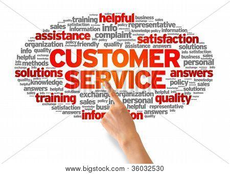 Serviços ao cliente