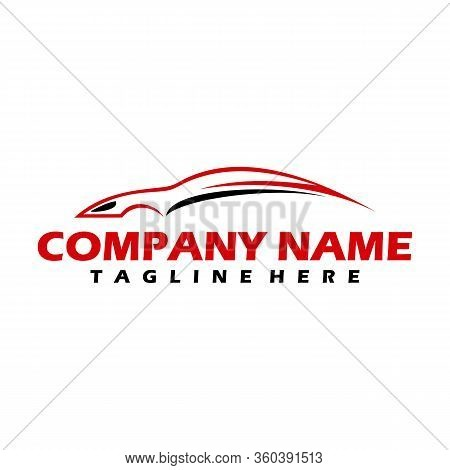 Tire Care Logo Designs Vector, Automotive Care Logo Symbol, Abstract Car Logotype. Car Logo Template