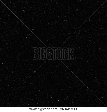 Seamless Black Quartz Texture Pattern. The Subtle Texture Is Tileable, Best For Repeating Countertop