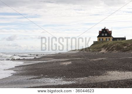 Holiday Home At The Beach