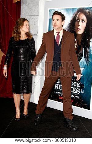 LOS ANGELES - DEC 6:  Robert Downey Jr at the