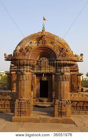 The Mukteshvara Temple