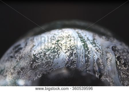 Beautiful Photo Of A Soap Bubble Difficult To Achieve