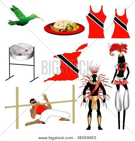 Trinidad Icons