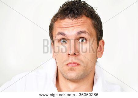Astonished Guy