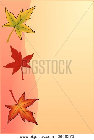 Fall Pesentation Background