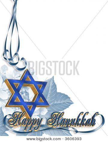 Hanukkah Corner Design