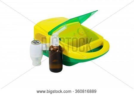 Medical Device-  Nebulizer