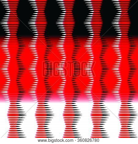 Abstract Vector Pattern. Stock Illustration For Backgrounds And Screensavers And Design
