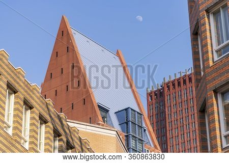 Nederland The Hague 10.5.2019 Ministry Of Education, Culture And Science Ministerie Van Onderwijs, C
