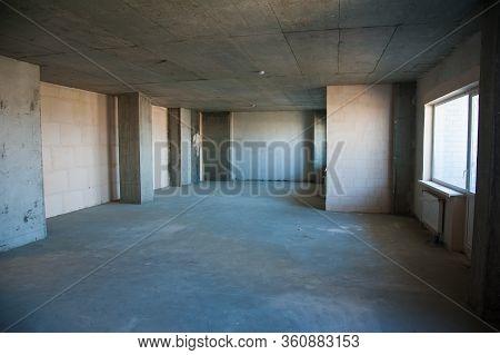 New Apartment, Empty Room