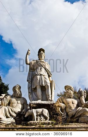 Romus And Remulus