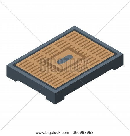 Tea Ceremony Stand Icon. Isometric Of Tea Ceremony Stand Vector Icon For Web Design Isolated On Whit