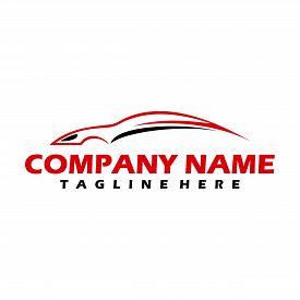 Tire Care Logo Designs Vector, Automotive Care Logo Symbol, Abstract Car Logotype. Car Logo Template