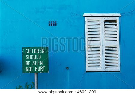 Bo Kaap, Cape Town 101-child