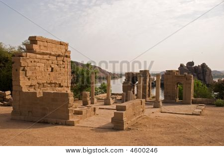 Temple Of Philae, Aswan