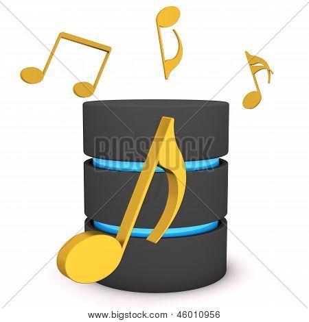 Database Music Notes