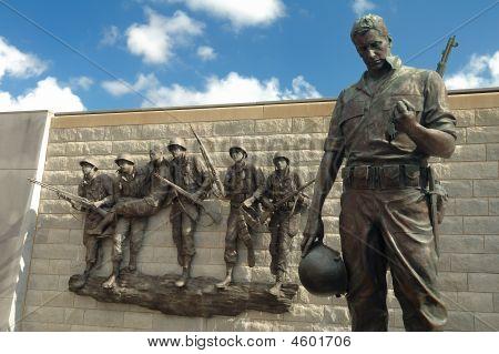 Memoriale di guerra di Corea