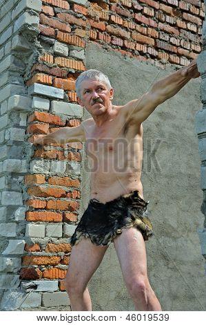 Man In Loin-cloth