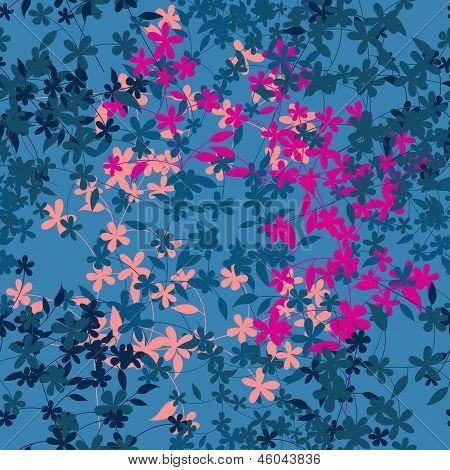 Seamless Flowers