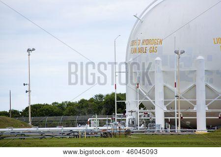 Liquid Hydrogen Storage Tank