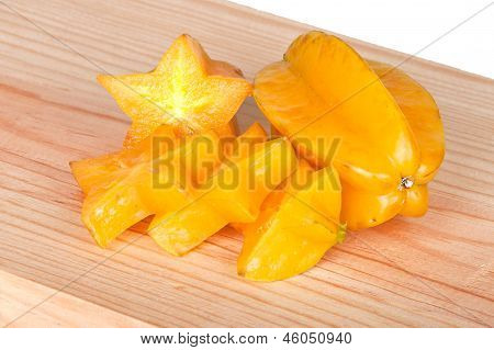 Carambola- star fruit