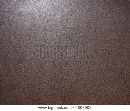 Asphalt With Texture Grained Background