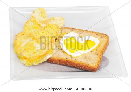 Few Piece Bread