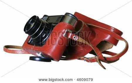 Old Soviet Camera