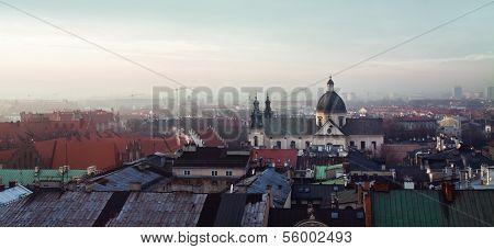 St. Anne Church In Krakow