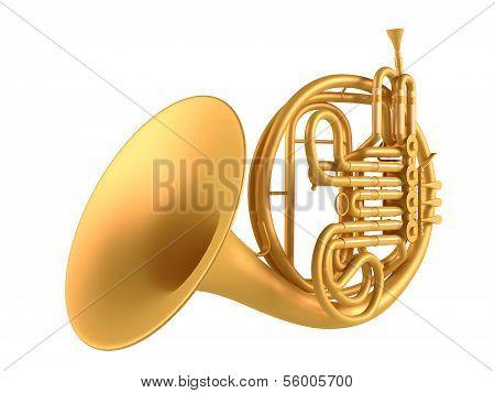 French horn wedding