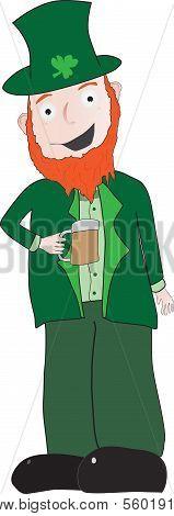 Drinking Leprechaun