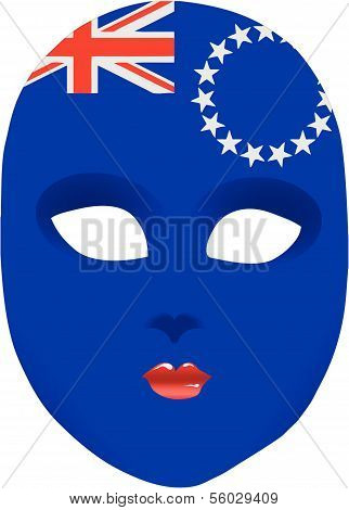 Cook Islands Mask