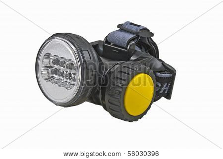Head-mounted Flashlight