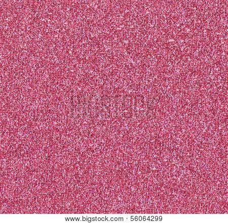 Pink Glitter Background